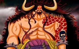 """One Piece chap 994: Kaido trở lại dạng người, liệu Cửu Hồng Bao có bị """"one hit"""" như Luffy?"""