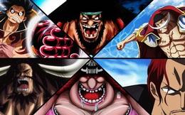 One Piece: 5 mốc tiền truy nã mà Luffy sẽ phải vượt qua sau chap 1000