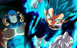 """Dragon Ball Super Chap 66: Thời của Vegeta đã đến, hoàng tử saiyan có thể """"tỏa sáng"""" ở cuối trận chiến với Moro không?"""