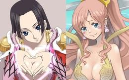 """One Piece: Cách vẽ mỹ nhân """"quái vật 3 đầu"""" của thánh Oda đã thay đổi hoàn toàn tiêu chuẩn về cái đẹp"""