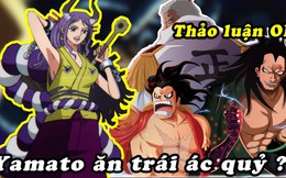 Tin mới nhất về One Piece chap 996: Yamato hóa Rồng, Sanji chạy theo Black Maria?