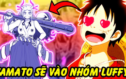 One Piece: Liệu rằng Yamato có đưa ra lời mong muốn gia nhập băng Mũ Rơm đúng vào chap 1000?