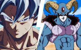 Dragon Ball Super chap 66: Goku bất ngờ hóa khổng lồ, đè bẹp Moro và quyết tâm tiêu diệt ác nhân