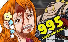 One Piece 995: Dù tính mạng ngàn cân treo sợi tóc nhưng Nami vẫn một lòng đứng về phía Luffy