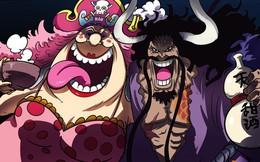 One Piece: Big Mom tham chiến cùng Kaido, sẽ có nhân vật máu mặt xuất hiện để ngăn cản sự kết hợp giữa 2 Tứ Hoàng?