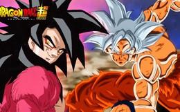 Dragon Ball Super Heroes sẽ mang đến 2 trạng thái siêu mạnh Ultra Instinct và SSJ4 của Vegito