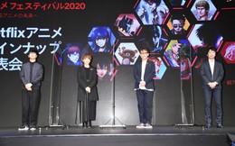 Anime Festival: Netflix đa dạng hóa thể loại chương trình trình chiếu, mục tiêu đưa Anime phổ biến toàn cầu