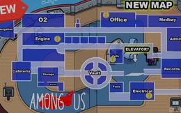 Map mới của Among Us bất ngờ được hé lộ tới game thủ, hấp dẫn như phim hành động