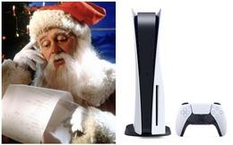 """Viết thư xin quà Giáng sinh PS5, iPhone 12 và loạt đồ chơi xịn xò có giá cả tỷ đồng, game thủ nhí khiến ông già Noel """"ngất xỉu"""""""