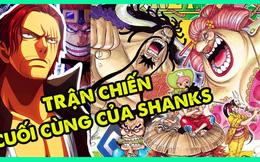 """One Piece: Oda tiết lộ năm 2021 sẽ chứng kiến Shanks Tóc Đỏ bắt đầu hành động, phải chăng """"chú cụt"""" sẽ đến Wano?"""