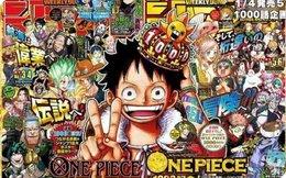 One Piece: Nhìn lại những cột mốc của Luffy tại chapter 100, 200, 300,...1000 để thấy được quá trình trở thành Vua Hải Tặc vĩ đại của Mũ Rơm
