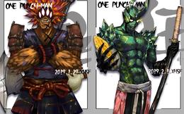 Giật mình khi thấy các quái vật trong One Punch Man diện đồ cổ trang trông càng thêm ngầu