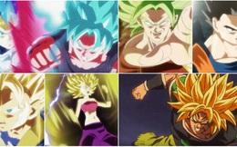 """Cấp độ sức mạnh chính là """"con dao 2 lưỡi"""" khiến cho Dragon Ball Super ngày càng nhàm chán?"""