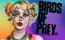 Birds of Prey: Mãn nhãn với sự pha trộn phong cách giữa Deadpool và John Wick