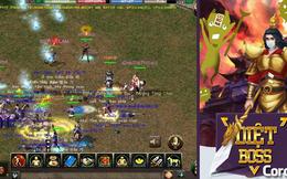 JX1 Huyền Thoại Võ Lâm vừa ra boss Corona, anh em game thủ Việt lũ lượt kéo nhau vào đi săn đông hơn... virus