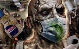 """Sắp ra lò phim """"Corona Zombies"""" lên án nạn xem thường việc đeo khẩu trang nhưng đánh nhau bể đầu vì cuộn giấy vệ sinh"""