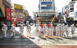 Thêm 600 người nhiễm mới virus corona, số ca mắc bệnh tại Hàn Quốc đã vượt 4800