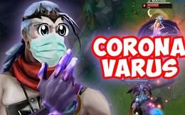 Bi hài: Game thủ tên Corona suýt bị Riot bắt đổi tên tài khoản vì trùng tên với Coronavirus