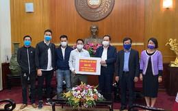 Chim Sẻ Đi Nắng và cộng đồng AoE Việt Nam ủng hộ 335 triệu VND cho Quỹ phòng chống dịch Covid-19
