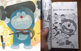 """Dân mạng trách cứ Doraemon: """"Mang tiếng từ tương lai, sao chả nói năng gì về Corona?"""""""