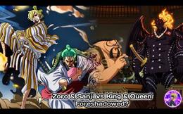 """One Piece: 3 điều giống nhau thú vị giữa bộ đôi """"khắc khẩu"""" của băng Mũ Rơm và Bách Thú"""
