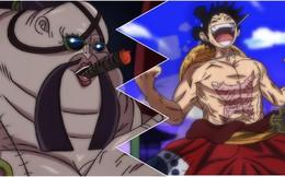 """One Piece: Queen Bệnh Dịch, người """"tấu hài"""" hay là kẻ """"hai mặt"""" trong băng Bách Thú?"""