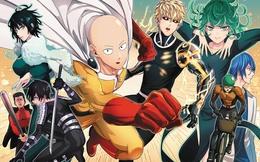 Anime One Punch Man đã làm xuất sắc điều này giúp cho manga ngày càng nổi tiếng
