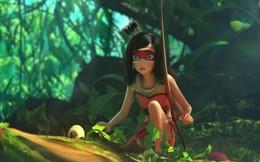 Nữ Thần Chiến Binh Amazon - Phim hoạt hình đầy màu sắc và giàu ý nghĩa mở đầu năm mới 2021