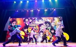 Offline Kimetsu no Yaiba tại Hà Nội: Rực rỡ, hoành tráng và sôi động!
