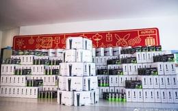 Cha đẻ Genshin Impact tặng quà Tết nhân viên mỗi người một cái PS5, iPhone 12, VGA RTX, Nintendo Switch... hàng xếp cao như núi