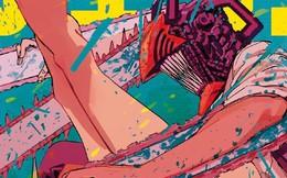 """Chainsaw Man và loạt manga 18+ bị """"che chắn"""" cực kỳ hài hước khi xuất bản tại Hàn Quốc"""