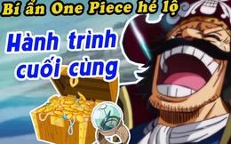 """""""One Piece là gì?"""", đây là câu hỏi mà chính tác giả Oda cũng phải đi hỏi fan để biết đáp án"""