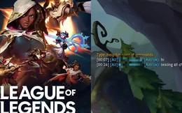 Tin vui cho game thủ LMHT: Riot Games nhiều khả năng sẽ mở lại tính năng chat /all ở bản 11.22