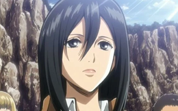 Mikasa tóc dài thướt tha gây thương nhớ cho các fan Attack on Titan
