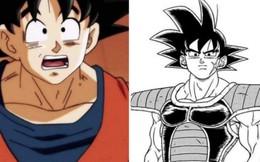 """""""Đã làm bố trẻ con"""" từ lâu nhưng bây giờ Goku mới biết cha mình là ai trong Dragon Ball Super chap 77"""