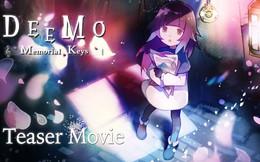 Các fan háo hức khi tựa game cực hot DEEMO Memorial Keys sẽ được chuyển thể thành anime, hẹn khán giả vào năm 2022