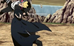 """Boruto tập 218: Chi tiết từng gây sốc trong manga chính thức lên anime, Rinnegan của Sasuke bị """"trò cưng"""" lụi mất"""