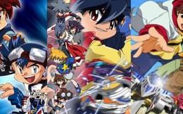 Đây là 7 anime đã biến những trò chơi như con quay, đấu bài, YoYo,... trở nên phổ biến khắp thế giới