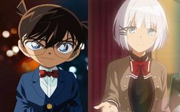 Đánh bại mọi đối thủ, huyền thoại này vẫn đứng đầu trong cuộc bình chọn anime trinh thám được yêu thích nhất 2021