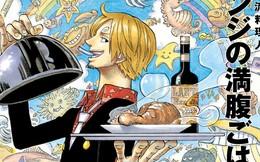 """One Piece: """"Đầu bếp"""" Sanji đang cho ra mắt một cuốn sách phiên bản đặc biệt về các món ăn khiến các fan vô cùng phấn khích"""