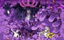 8 thứ vũ khí hủy diệt hàng loạt trong One Piece, có 2 cái tên đã xuất hiện ở arc Wano
