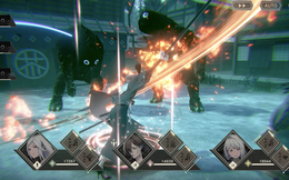 """Cận cảnh NieR Mobile vừa mới ra mắt, đồ họa xuất sắc nhưng có xứng đáng là """"đệ"""" của NieR: Automata"""