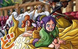 One Piece: Chi tiết quan trọng cho thấy kibidango của Tama hoàn toàn vô dụng với hệ Zoan