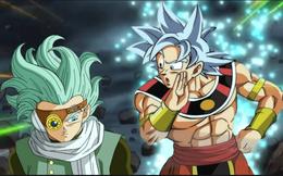 """Spoil Dragon Ball Super chap 71: Whis huấn luyện """"con cưng"""" Goku cấp tốc, chuẩn bị ứng chiến với Granola"""