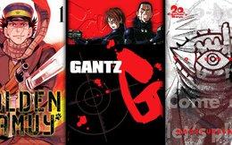 5 manga hành động đầy tiềm năng lăm le soán ngôi Attack on Titan