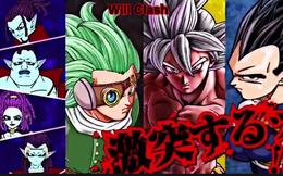 Dragon Ball Super chap 72: Băng Heeter đi tìm ngọc rồng, Granola không phải là phản diện của arc này?