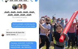 Josh Fight – Trận chiến meme hài hước nhất lịch sử, hàng trăm người tham gia chiến đấu để giữ lại tên gọi của mình
