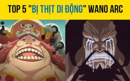 """One Piece: Top 5 """"bao cát di động"""" kinh điển của arc Wano, khi Big Mom và Kaido rủ nhau """"tấu hài"""""""