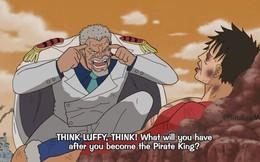 Cười vỡ bụng với chùm ảnh lấy cảm hứng từ meme Think Mark theo phong cách One Piece cực kỳ báo đạo