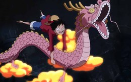 """One Piece: Top 5 nhân vật có thể cứu Luffy thoát khỏi cảnh rơi tự do, Sanji sẽ tiếp tục đóng vai """"Vua cứu người""""?"""